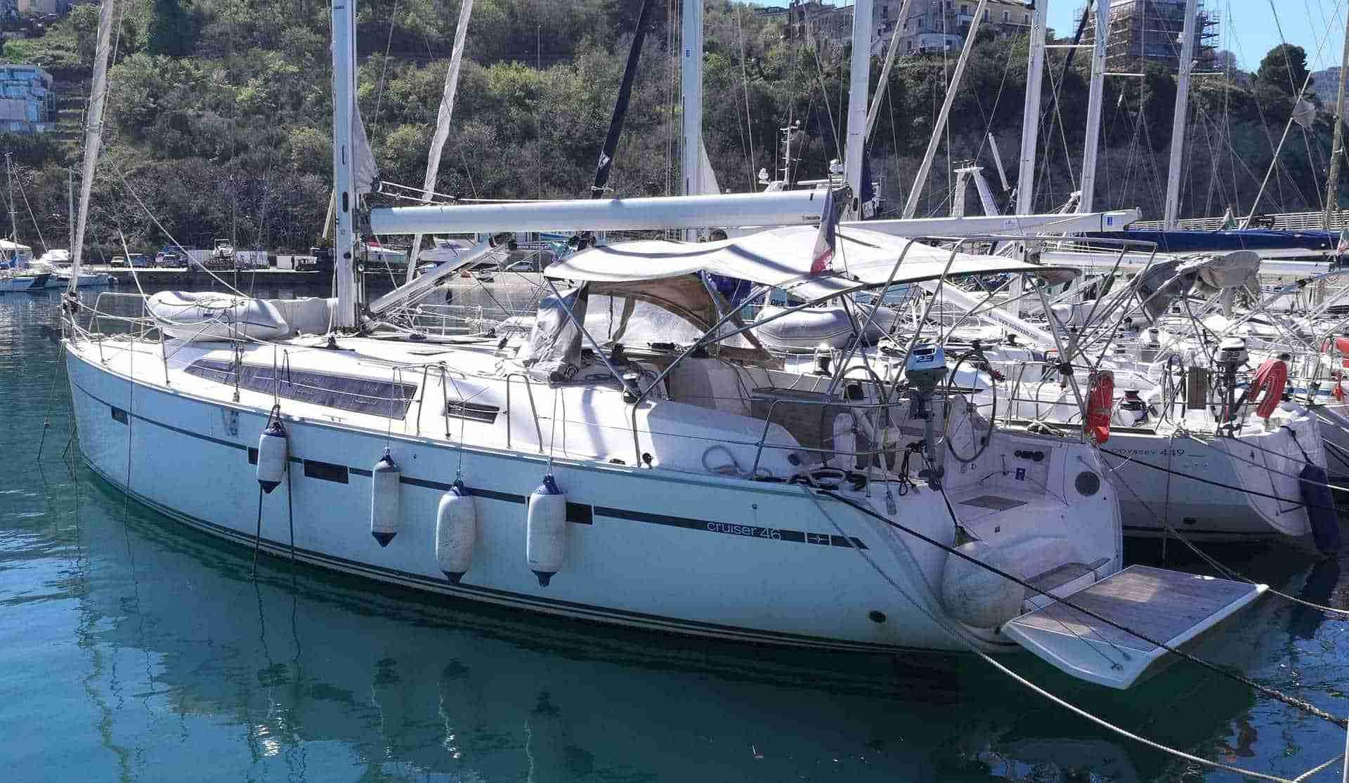 Bavaria 46 - BLUE MOON | Flotta di Vela Dream 1
