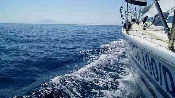 Corsi di lingua in barca a vela - Vela Dream