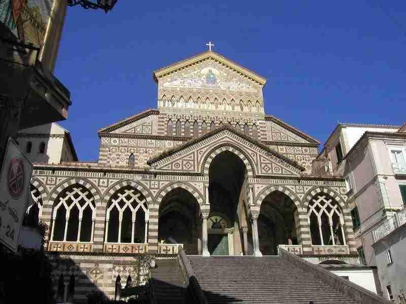 Crociera in Costiera amalfitana   Duomo di Amalfi - Vela Dream
