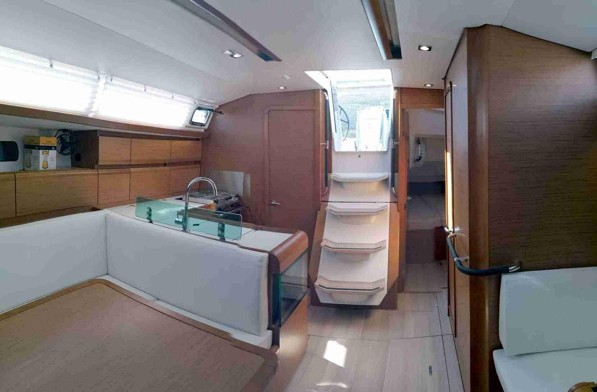 Sun Odyssey 449 - ARISAGHIA | Flotta di Vela Dream 4