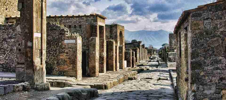 Antica Città di Pompei