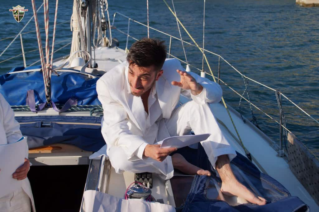Poesie in barca a vela - PAROLE AL VENTO 1