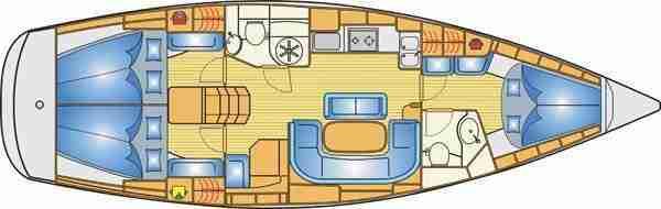 Bavaria 40 - SPRINGROSE | Flotta di Vela Dream 2