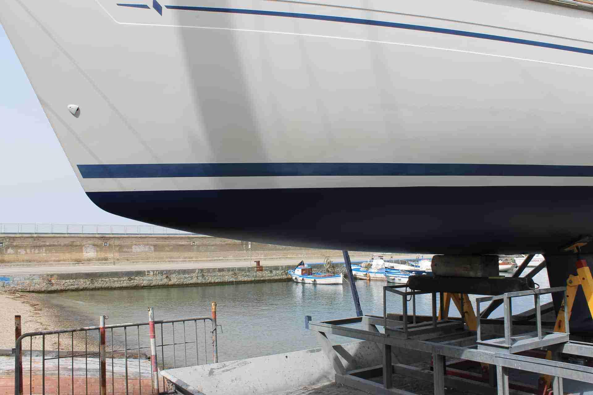 Rimessaggio invernale barche a vela 1