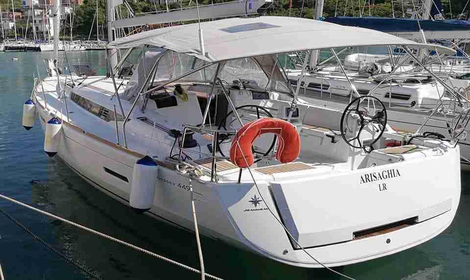 Disponibilità barche a vela 3