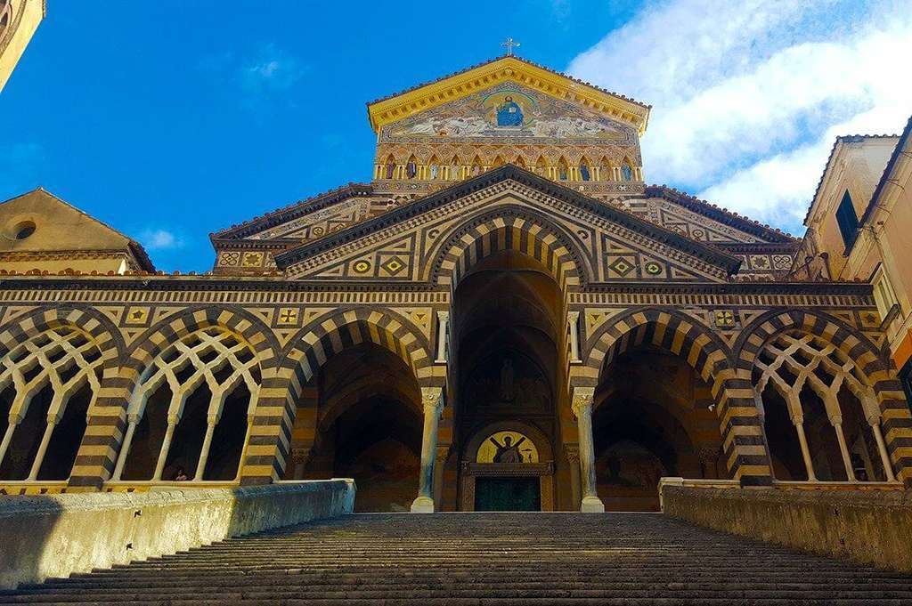Croisière Salerne, Capri et archéologie 7