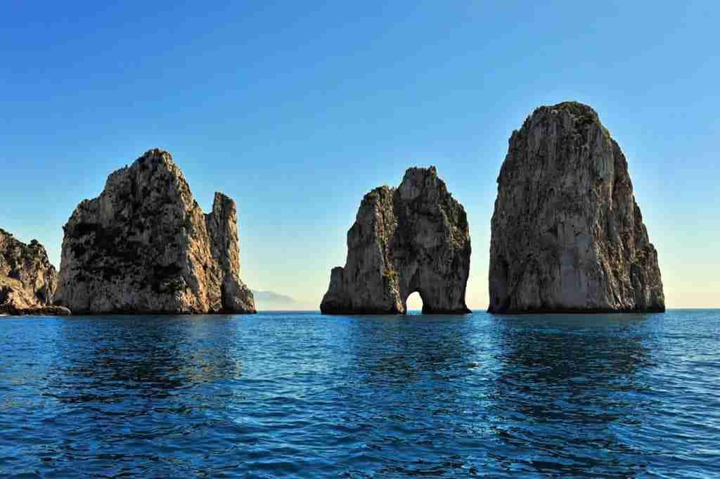 Crociera in Costiera amalfitana e isole del Golfo di Napoli 13