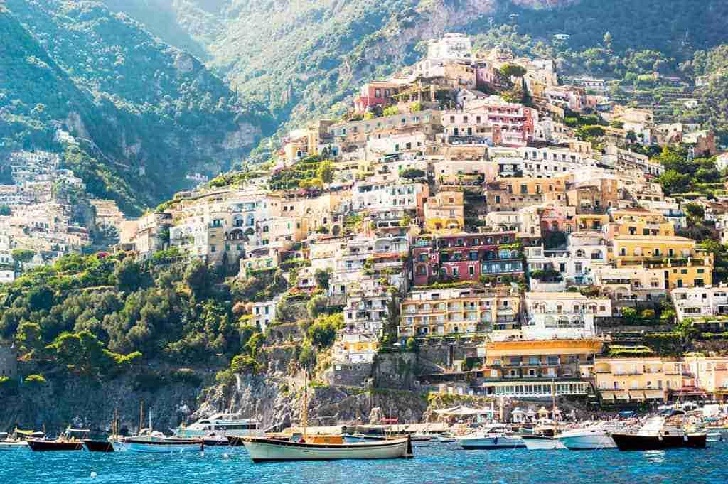 Crociera in Costiera amalfitana e isole del Golfo di Napoli 7