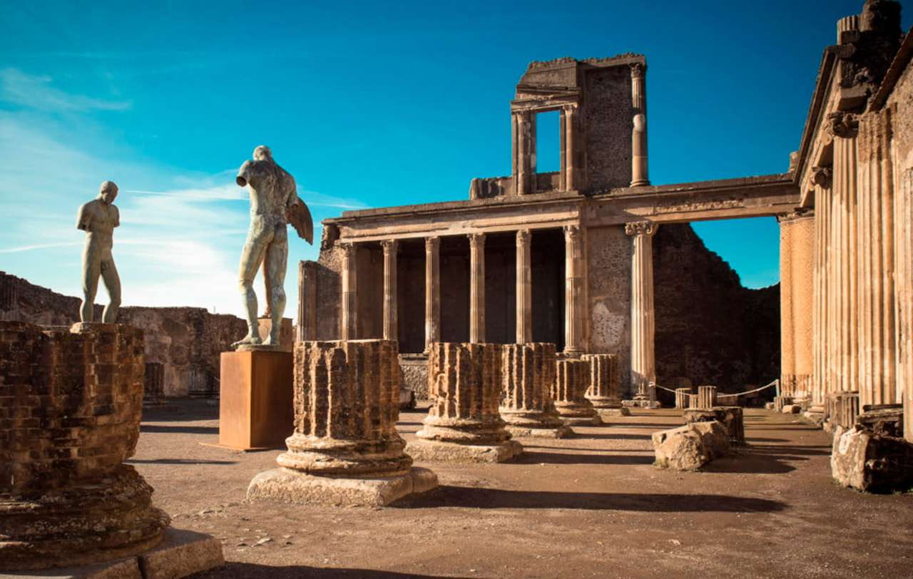 Crociera Salerno, Capri e Archeologia 4