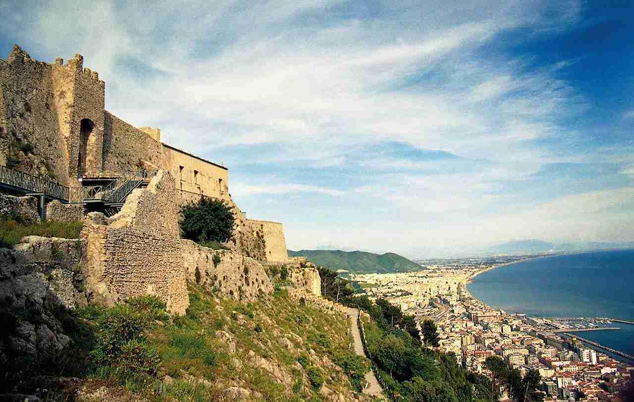 Salerno, la città della Scuola Medica