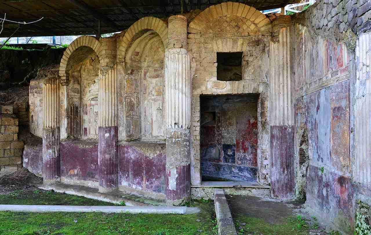 Croisière Salerne, Capri et archéologie 2